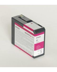 EPSON T5803 (C13T580300) - Cartouche d'encre Magenta - 80ml