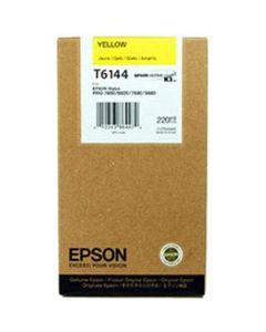 EPSON T6144 (C13T614400) Encre Jaune 220ml
