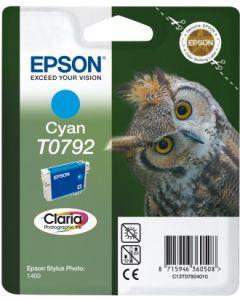 Encre Epson (Chouette) pour Stylus Photo 1400: cyan