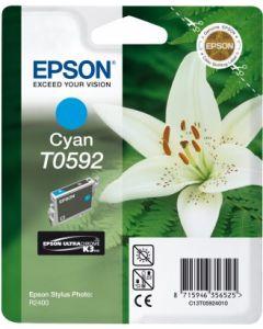 Encre Epson (Lys) pour Stylus Photo R2400 : cyan