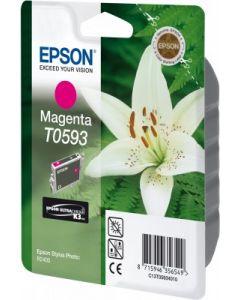 Encre Epson (Lys) pour Stylus Photo R2400 : magenta