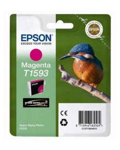 Encre Epson T1593 (Martin Pêcheur) Stylus Photo R2000 : magenta
