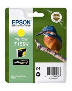 Encre Epson T1594 (Martin Pêcheur) Stylus Photo R2000 : jaune