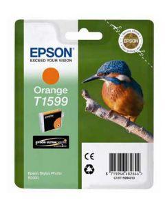 Encre Epson T1599 (Martin Pêcheur) Stylus Photo R2000 : orange