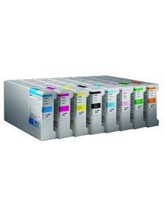 Encre Epson Eco-Solvant pour GS6000 950ml : Cyan