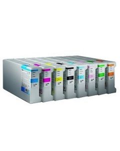 Encre Epson Eco-Solvant pour GS6000 950ml : Orange