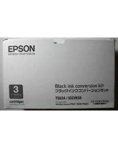 Kit de conversion Noir Mat / Noir Photo pour Epson Stylus Pro 4800 (T564A / ICCVK36)