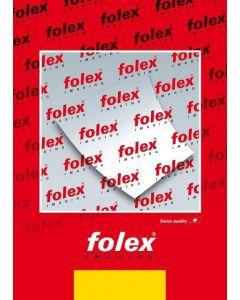 Film FOLEX transparent pour copieur 100µ A3 50 feuilles