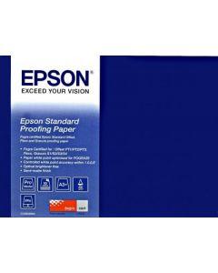 Papier Epson Standard Proofing certifié FOGRA 205g, A3+ 100 feuilles