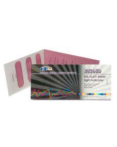 GATF Indicateur de lumière : 50 stickers 5000 K