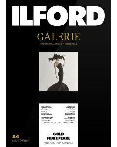 Papier Ilford Galerie Gold Fibre Pearl 290g 13x18 50 feuilles
