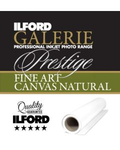 Papier Ilford Galerie Prestige Canvas Natural 340g 1118mmx12m