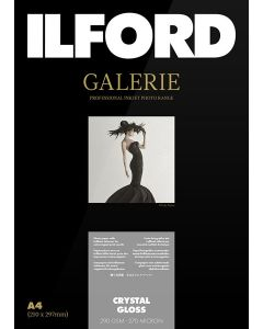 Papier Ilford Galerie Prestige Crystal Gloss  290g A4 50 feuilles