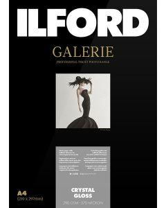 Papier Ilford Galerie Prestige Crystal Gloss  290g A4 100 feuilles