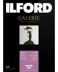Papier Ilford Galerie Prestige Gold Raster Silk 290g 10x15 100 feuilles