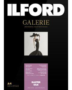 Papier Ilford Galerie Prestige Gold Raster Silk 290g A4 100 feuilles