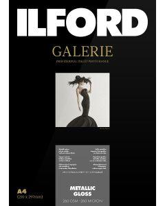 Papier Ilford Galerie Prestige Metallic Gloss A3 25 feuilles