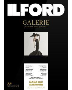 Papier Ilford Galerie Prestige Mono Silk Warmtone 250g 13x18 100 feuilles