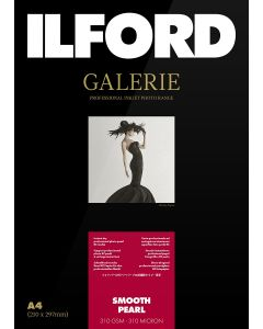 Papier Ilford Galerie Prestige Smooth Pearl 310g A4 25 feuilles