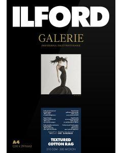 Papier Ilford Galerie Prestige Textured Cotton Rag 310g 432mmx15m