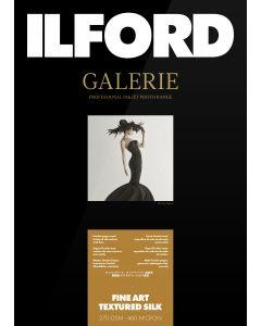 Papier Ilford Galerie Prestige FineArt Textured Silk 270g A3+ 25 feuilles