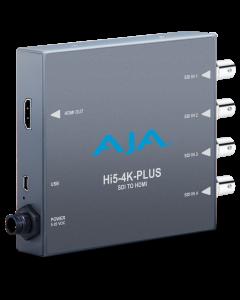 Convertisseur AJA HI5-4K-Plus  (4K SDI vers 4K HDMI 2.0)