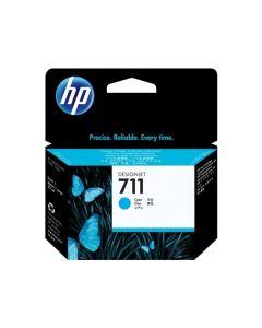 Cartouche Encre HP 711 Cyan - 29 ml - CZ130A
