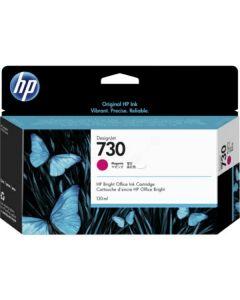 Cartouche Encre HP 730 Magenta 130ml - P2V63A