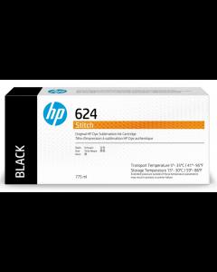 Cartouche HP 624 Stitch à sublimation thermique Noir 775ml