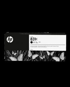 Encre HP 831 Latex Designjet 775ml- Noire