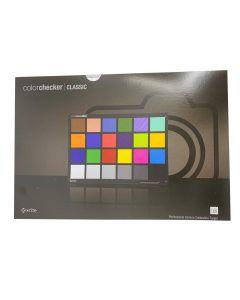 Charte ColorChecker Classic