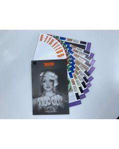 TECCO Swatchbook Deluxe Photo imprimé 12 x 18cm