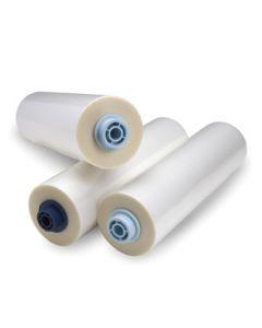 Film de lamination à froid PVC satin 80µ 1,300 x 50m