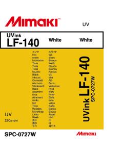 Encre Mimaki LF140 pour UJF3042 - Blanc 220ml (SPC-0727W)