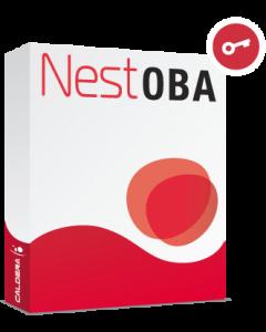 Option : Nest-O-Ba pour caldera Visual & Grand