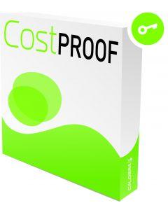 Option : CostProof pour Caldera Copy, Visual & Grand
