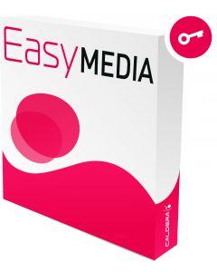 Option : EasyMedia pour Caldera Visual & Grand