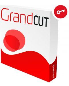 Option : GrandCut pour Caldera Visual & Grand