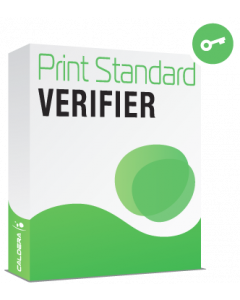 Option : Print Standard Verifier