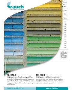 Papier Rauch PRC140 HQ, 140g, 432mm x 30m