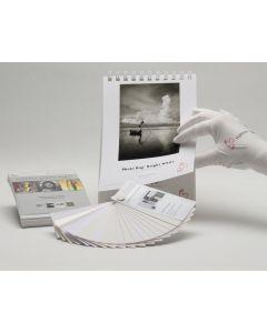 Book échantillons imprimés en A6
