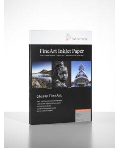 Papier Hahnemühle Fine Art Baryta Satin 300g, A4, 25 feuilles