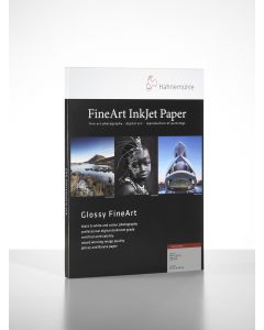 Papier Hahnemühle Fine Art Pearl 285g, A3+ 25 feuilles