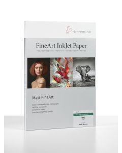 Papier Hahnemühle Photo Rag UltraSmooth 305g, A4 25 feuilles