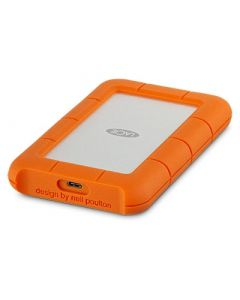 Disque Dur LaCie Rugged USB-C - 4To