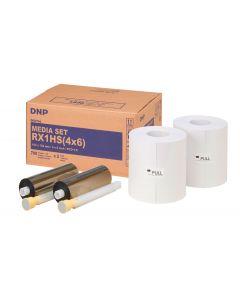 Kit Impression DNP RX1HS format 10x15cm (4 x 6
