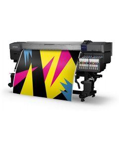 Imprimante Epson Sublimation SC-F9400H Fluo (Rose et jaune) - 64