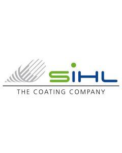 Papier Sihl CLARA Canvas Mat 350g, Toile 100% Coton 610mm x 12m