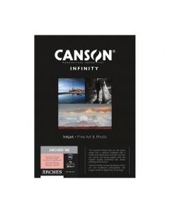 Papier CANSON INFINITY Arches® 88 310g 12,7x17,8 / 5