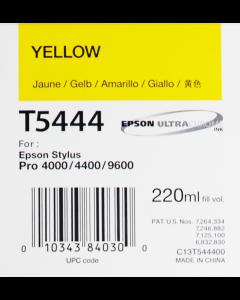 EPSON T5444 (C13T544400) : jaune, 220ml